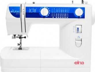 Masina de cusut casnica electro-mecanica Elna Explore 220  Masini de cusut
