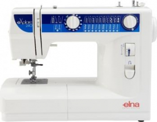 Masina de cusut casnica electro-mecanica Elna Explore 240 Masini de cusut