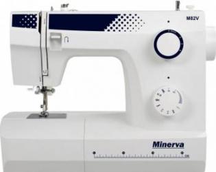 Masina de cusut Minerva M82V 8 programe 800 imp-min Alb Masini de cusut