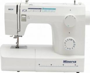 Masina de cusut Minerva M83V 21 programe Alb Masini de cusut