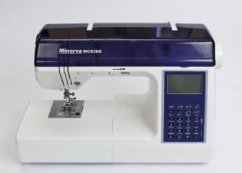 Masina de cusut Minerva MC8300
