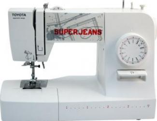 Masina de cusut TOYOTA Super Jeans J15 WE