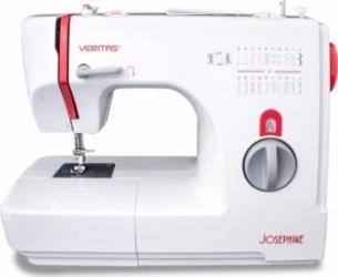 Masina de cusut Veritas Josephine 750impmin 23 programe de cusaturi putere variabila Alb Masini de cusut