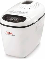 Masina de facut paine Tefal pf610138 1600W 1.5kg 16 programe Timer Afisaj LCD Alb Masini de paine