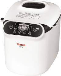 Masina de facut paine Tefal Uno Plastic PF 310138 1kg 700W 15 Programe Alb