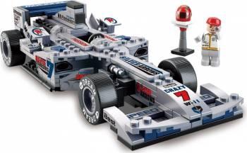Masina de formula 1 Argintie Sluban Formula 1 M38-B0352