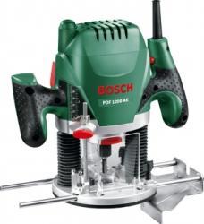 Masina de frezat Bosch POF 1200 AE 1.2kW Slefuitoare si rindele