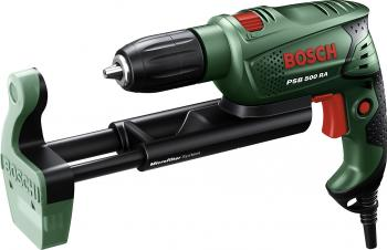 Masina de gaurit-insurubat Bosch PSB 500 RA Compact 500W