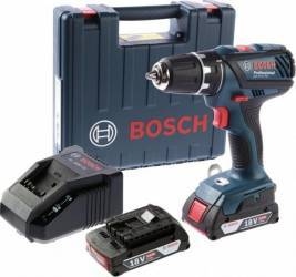 Masina de gaurit si insurubat Bosch GSR 18-2-LI Plus Masini de gaurit si insurubat