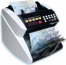 Masina de numarat bancnote Partner LOG1N UV Masini de numarat bani