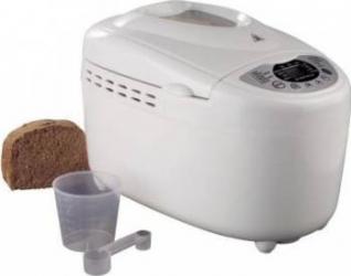 Masina de paine Orion OBMD-5401 850W 1300g 12 Programe 2 palete framantare afisaj LCD Alb Masini de paine