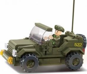 Masina de patrulare Sluban Army M38-B0296
