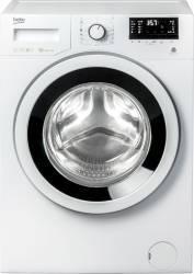 Masina de spalat rufe Slim Beko WKY61033PTLYB3 6 kg 1000 RPM Clasa A+++ Mini LCD Alb Masini de spalat rufe