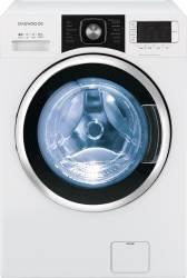 Masina de spalat rufe cu uscator Daewoo DWC-LD1432, Spalare 10 kg/Uscare 7 kg, 1400 RPM, Clasa A Masini de spalat rufe