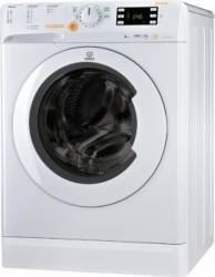 Masina de spalat cu uscator Indesit Innex XWDE 861480X 1400 RPM Spalare 8 kg Uscare 6 kg Clasa A 16 Programe Alb Masini de spalat rufe