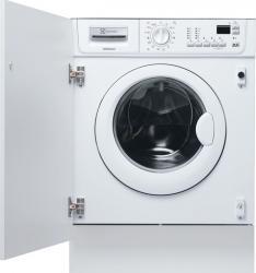 Masina de spalat cu uscator incorporabila Electrolux EWX147410W Uscare 4 kg