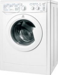 Masina de spalat rufe Indesit IWSC51051CECO 5 kg 1000rpm A+ Alb Masini de spalat rufe