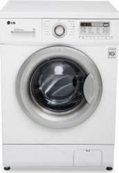 Masina de spalat rufe LG F12B8QD1, 7 kg, 1200 rpm, A+++, 6 Motion, SmartDiagnosis, Direct Drive, Inverter, Display LED,  Masini de spalat rufe