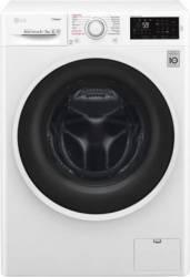 Masina de spalat rufe cu uscator LG F4J6TGOW Spa steam Direct Drive Spalare 8kg Uscare 5 kg 1400 RPM Clasa A Alb Masini de spalat rufe