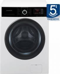 Masina de spalat rufe Daewoo DWD-HC9241B Air Bubble 4D 9 kg 1200 RPM Clasa A+++ 60 cm Alb Masini de spalat rufe