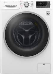 Masina de spalat rufe LG Direct Drive SpaSteam Turbowash Wifi 8 kg 1400 RPM Clasa A 60 cm Alb Resigilat masini de spalat rufe