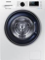Masina de spalat rufe Samsung WW70J5246FW/LE EcoBubble Motor Inverter Digital 7 kg 1200 RPM Clasa A+++ 60 cm Alb Masini de spalat rufe