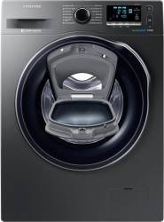 Masina de spalat rufe Samsung WW90K6414QX 9KG 1400rpm A+++ Inverter Pornire intarziata Inox Masini de spalat rufe