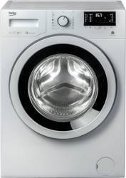 Masina de spalat rufe Slim Beko WRE6532ZWBW 6 kg 1000 RPM Clasa A+++ Display LED Alb Masini de spalat rufe