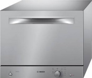 Masina de spalat vase Bosch SKS51E28EU A+ 5 nivele de temperatura 5 programe Inox