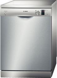 Masina de spalat vase Bosch SMS50E98EU A+ 4 Nivele de temperatura 5 programe Argintiu Masini de spalat vase