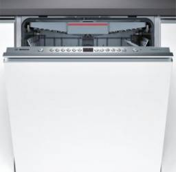 Masina de spalat vase incorporabila Bosch SMV46KX01E 13 seturi 6 programe Clasa A++ 60 cm Alb Masini de spalat vase incorporabile
