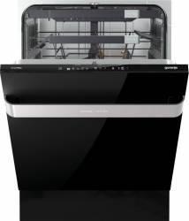 Masina de spalat vase incorporabila Gorenje GV60ORAB 3 cosuri 16 seturi 1900W A+++ Neagra Masini de spalat vase incorporabile