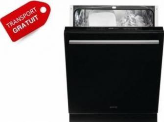 Masina de spalat vase incorporabila Gorenje GV6SY2B 12 Seturi A+ Aqua Stop Total 60cm Resigilat