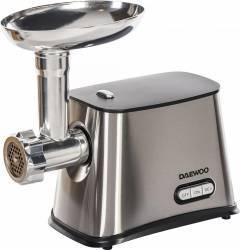 Masina de tocat carne Daewoo 1600W 1.2 kg/min Accesoriu suc de rosii/carnati Inox Masini de tocat