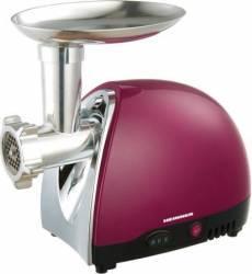 Masina de tocat Heinner MG1500TA-BG 1600W Accesoriu pentru rosii si carnati Cutit inox Visiniu sidefat Masini de tocat