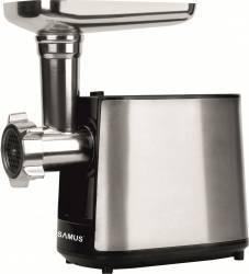 Masina de tocat Samus SMT-1500X 1500W 1.2kg-min Functie revers Inox Masini de tocat