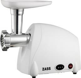 Masina de tocat Zass ZMG05 1000W 1.4kg-min Functie revers Alb