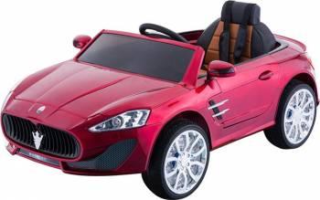 Masina Electrica Copii Moni Grande Roti EVA Rosu Masinute si vehicule pentru copii