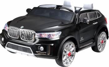 Masina Electrica Moni Jeep Impress EVA A998 Black Painting Masinute si vehicule pentru copii