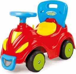 Masina fara pedale 2 in 1 DOLU realizata din plastic rezistent Multicolor Masinute si vehicule pentru copii