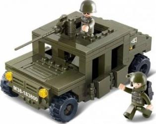 Masina Off Road Sluban Army M38-B0297