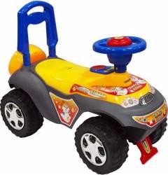 Masinuta de impins BM.7600 Yellow masinute si vehicule pentru copii