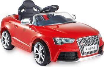 Masinuta electrica 12 V Audi RS5 cu telecomanda Red Masinute si vehicule pentru copii