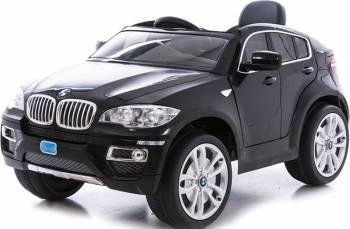 Masinuta electrica BMW X6 Black cu telecomanda Masinute si vehicule pentru copii