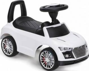 Masinuta fara pedale My Car Alb Masinute si vehicule pentru copii