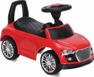 Masinuta fara pedale My Car Rosu Masinute si vehicule pentru copii