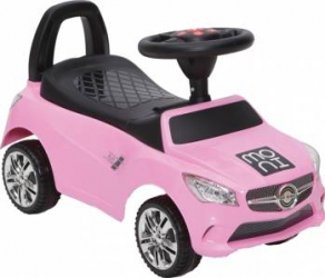 Masinuta fara pedale Ride and Go Model C Pink