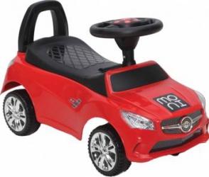 Masinuta fara pedale Ride and Go Model C Red Masinute si vehicule pentru copii
