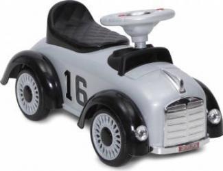 Masinuta fara pedale Speeder Gri Masinute si vehicule pentru copii