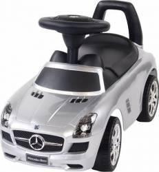 Masinuta Mercedes Plus Gri Masinute si vehicule pentru copii